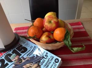 wereldnieuws 2015 en een fruitmand