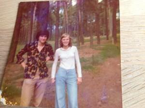 jo en ik 1974